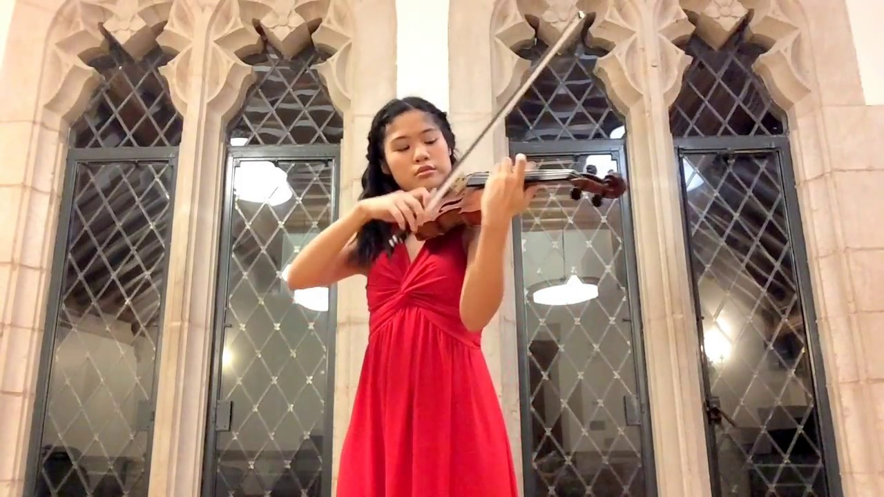 Tchaikovsky: The Nutcracker - March for solo violin