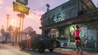 Grand Theft Auto V | GTA 5 | ГТА 5 | Grand Theft Auto 5 | GTA V - Бекон ТВ