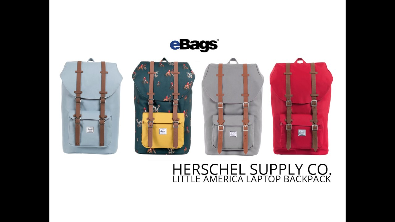 7eed48d7eca The Quintessential Backpack of This Generation - YouTube