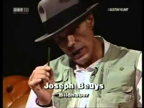 Joseph Beuys im 'Club 2' (1983)