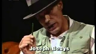 joseph beuys im club 2 1983