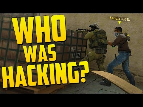WHO IS THE HACKER? - CS GO Funny Moments in Competitive