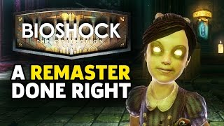 BioShock: The Collection - A Remaster Done Right