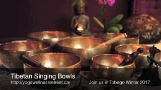 Tibetan Singing Bowls Meditation Accompaniment