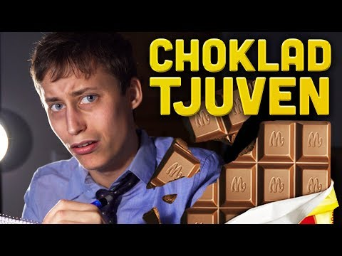 CHOKLAD-TJUVEN