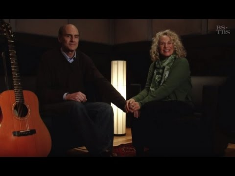 James Taylor & Carole King interview / You've Got A Friend