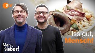 Mann, Sieber! – Endlich wieder Fleisch mit gutem Gewissen essen