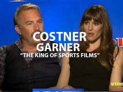 Draft Day: Jennifer Garner & Kevin Costner Talk Film's Roller Coaster Ride