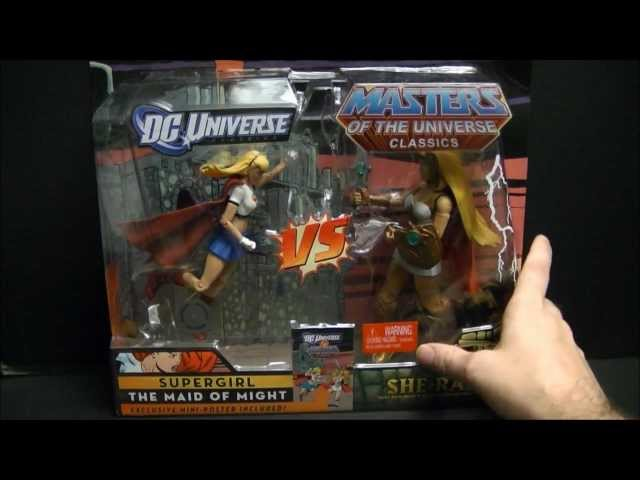 VS!!!!! SUPERGIRL/SHE-RA!!!!! Travel Video