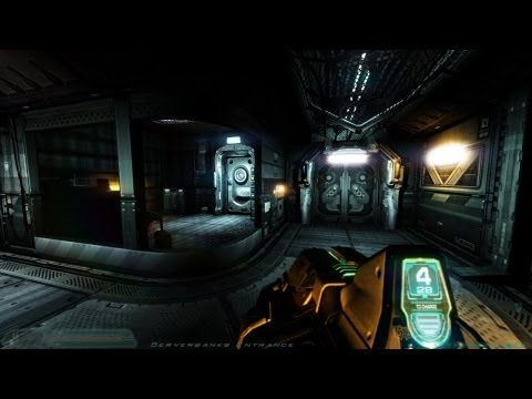 How To - Mod Doom 3 For Insane Graphics ( Sikkmod + Parallax )