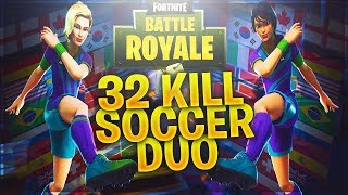 NETJ GETS 19 KILLS AS HIM AND WHXBZ COMBINE FOR 32 KILLS! 32 KILL DUO SQUAD GAMEPLAY