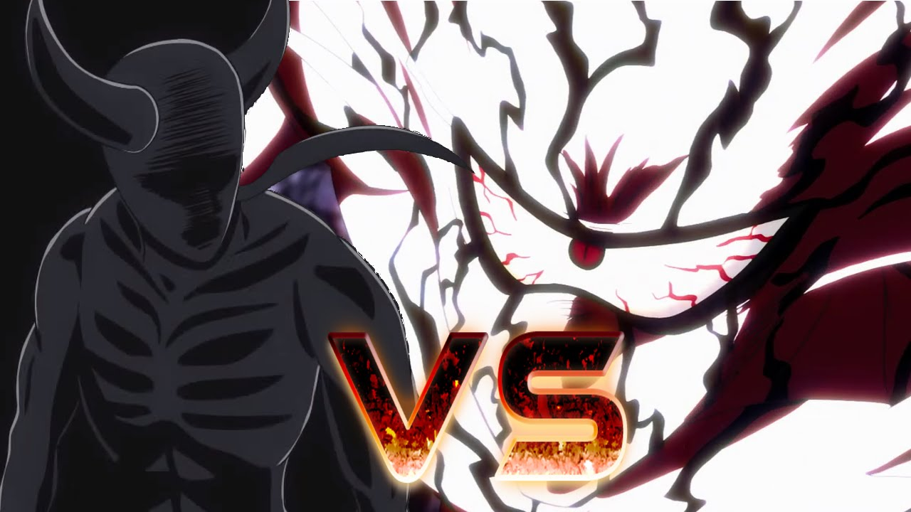 Lord Boros Vs Garou Who Would Win!? One Punch Man One Interview - YouTube