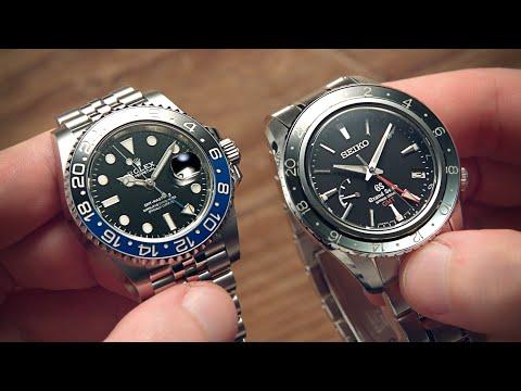 Rolex Vs Grand Seiko – GMTs | Watchfinder & Co.
