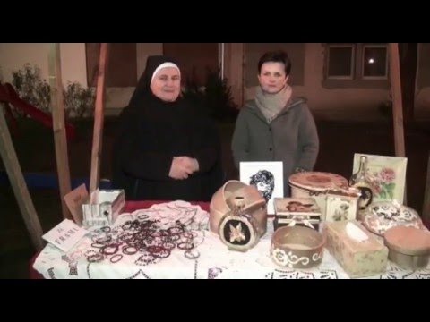 Bošnjaci - Žive jaslice u Bošnjacima (uprizorenje Isusova rođenja)
