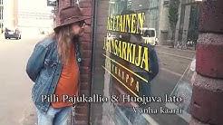 Pilli Pajukallio & Huojuva lato: Vanha kaarti (virallinen musiikkivideo, 2017)