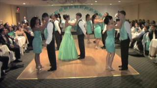 Video Ashley's Sweet 16 Surprise Dance / Father and daughter download MP3, 3GP, MP4, WEBM, AVI, FLV Agustus 2018