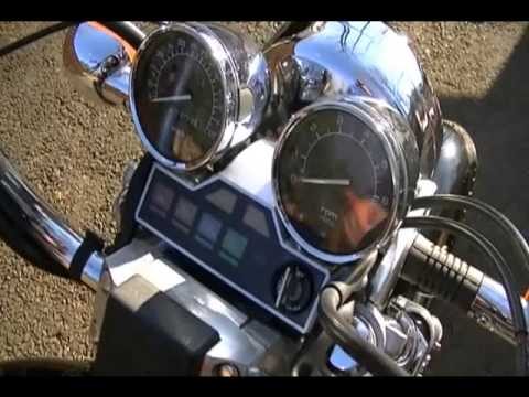 1985 honda shadow vt1100c classic japanese cruiser motorcycle youtube premium publicscrutiny Image collections