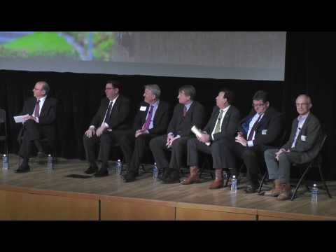 Building a Resilient, Smart and Sustainable City: The Energy-Water Nexus Distinguished Panel