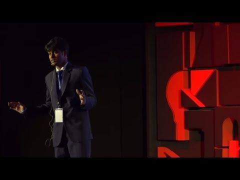 From mines to microscope | MOHAMMED MANAN ANSARI | TEDxNitteDU