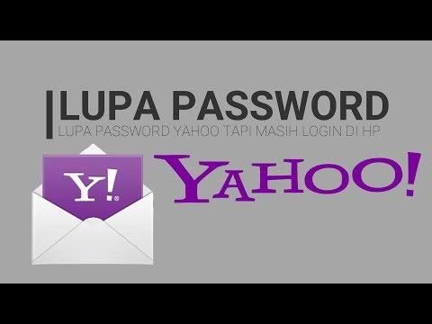 Menghilangkan Account Key & Lupa Password Yahoo Mail