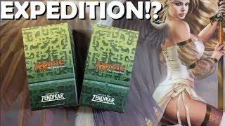 MTG Battle for Zendikar Pre-Release Kits | Expedition?!