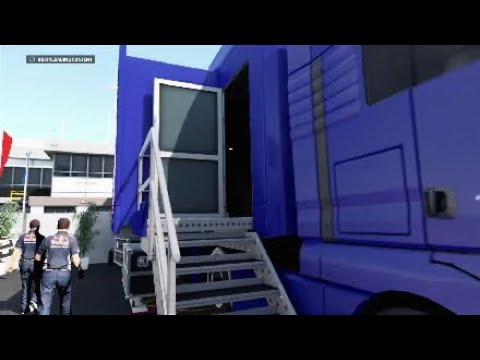 F1 2017 Career Mode First Episode New Season with TORO ROSSO!