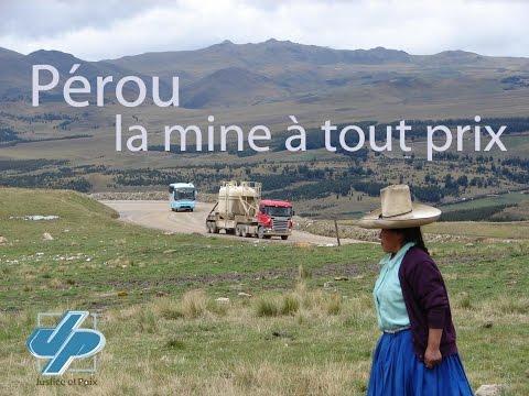Pérou, la mine à tout prix (Bande-annonce)