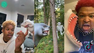 Shark Puppet Best TikTok Compilation 2020 | All Shark Puppet Funny Videos