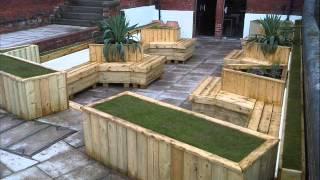 Garden Containers I Creative Garden Containers