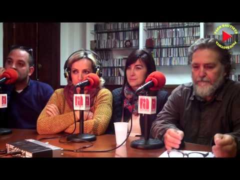 2016-04-06 RADIO ARCOS - ENTRETELAS TEATRO