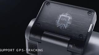 AZDOME 3채널 4K 실내외촬영블랙박스 GPS Wi…