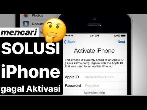 Activate Iphone 5S after Update to IOS 11 Without Sim Card.