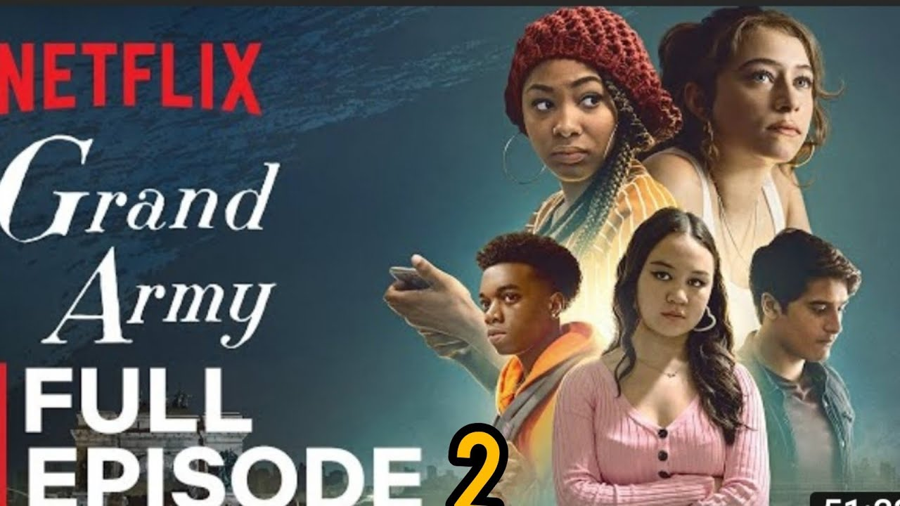 Download Grand Army High School|Episode 2|Full Episode |Netflix review