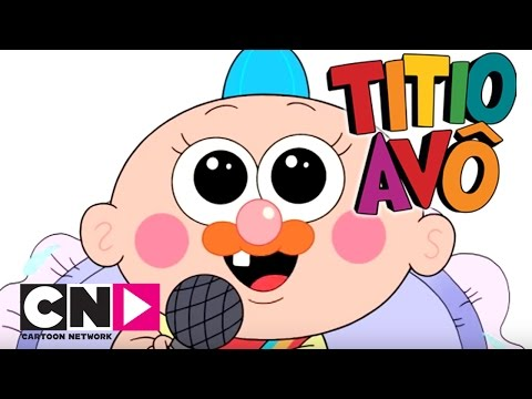 O Titio Avô está de volta | Titio Avô | Cartoon Network