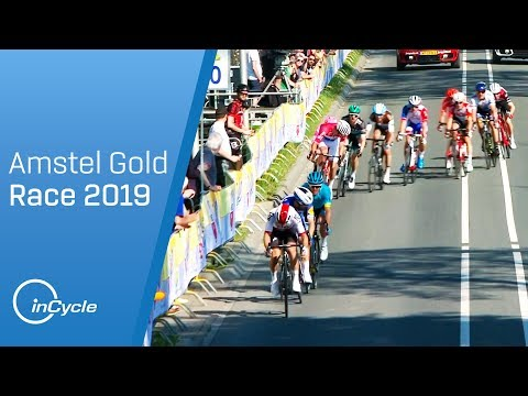 Amstel Gold Race 2019 | Men's Highlights | InCycle