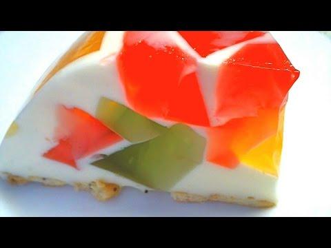 Торт Битое стекло / Cake broken glass