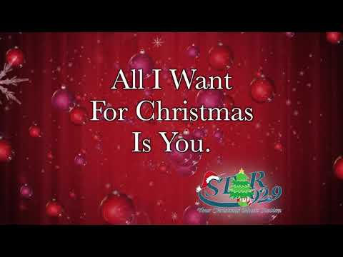 Star 92.9 - Your Christmas Music Station