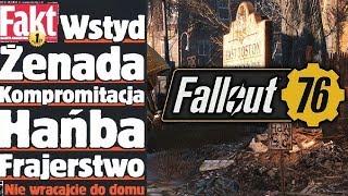 Fallout 76 Beta - nie rozumiem jak można w to grać, a tym bardziej kupić