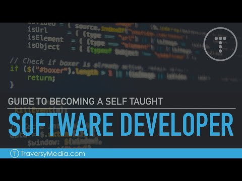 Guide To Becoming A Self-Taught Software Developer