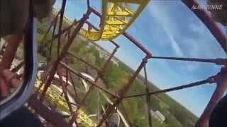 Roller Coaster Manege EXTREME sensation