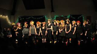 PWSE at the Andrea Clearfield Salon 3/18/2018 singslavic