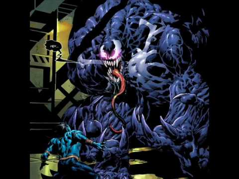 Eddie Brock vs Mac Gargan