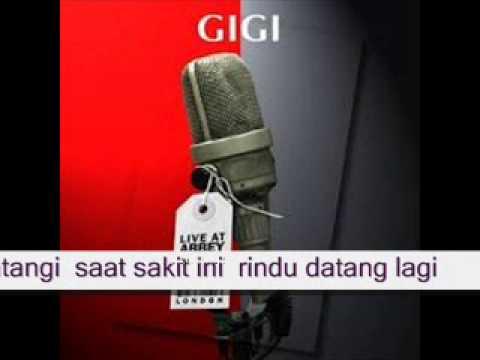GIGI - Meja Ini (Lirik)