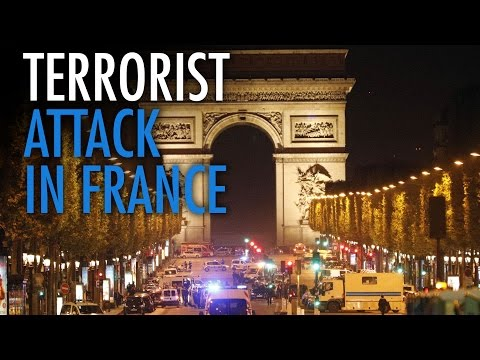 Eric Duhaime: Paris attack & the French election