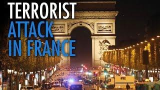 Eric Duhaime: Paris attack & French election