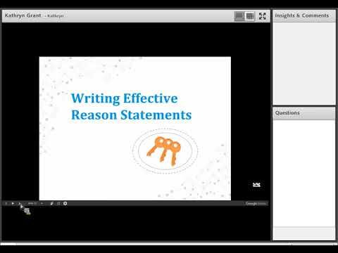 Family Tree Reason Statements Made Easy  Kathryn Grant