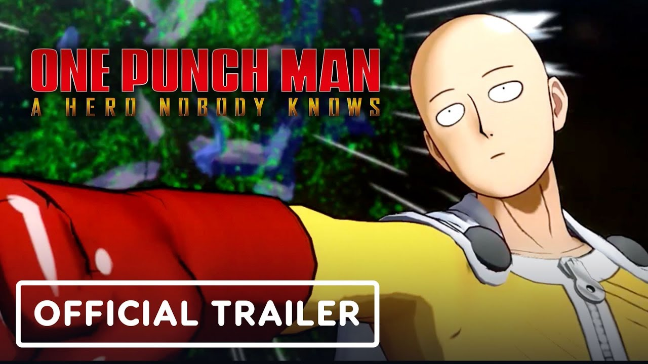 One Punch Man: A Hero Nobody Knows - Character Customization Trailer