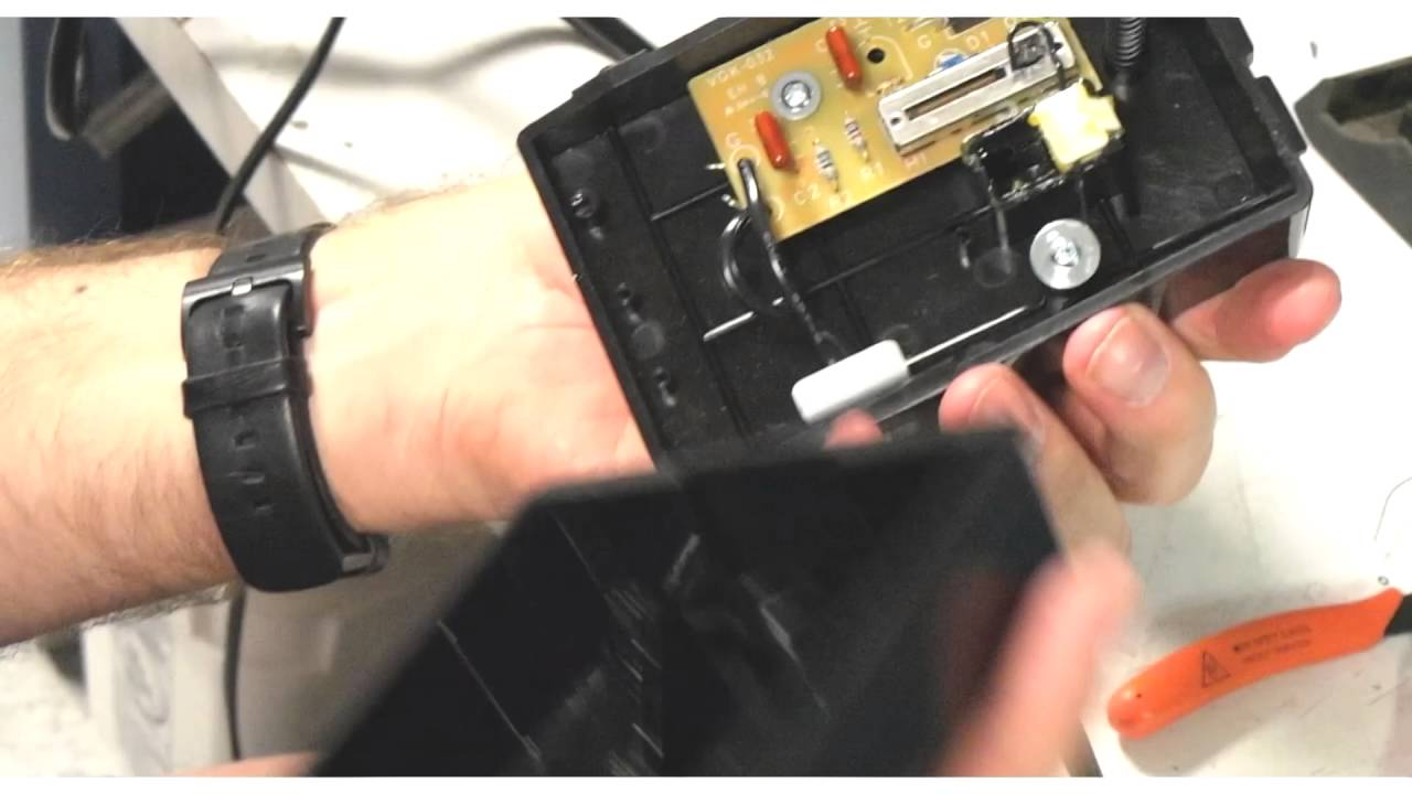 Inside the Overlock Foot Pedal  YouTube