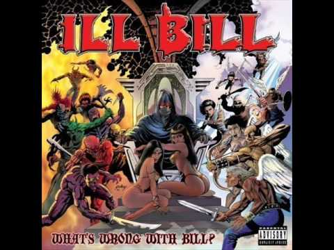 Ill Bill - Glenwood Projects Feat. Goretex, Necro & Uncle Howie