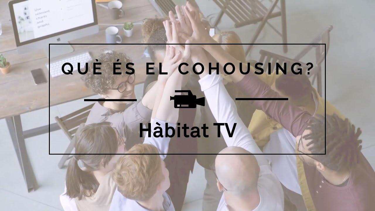 Què és el CoHousing?